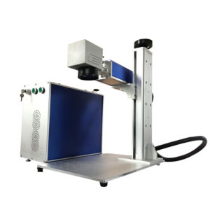 Separated fiber marking machine